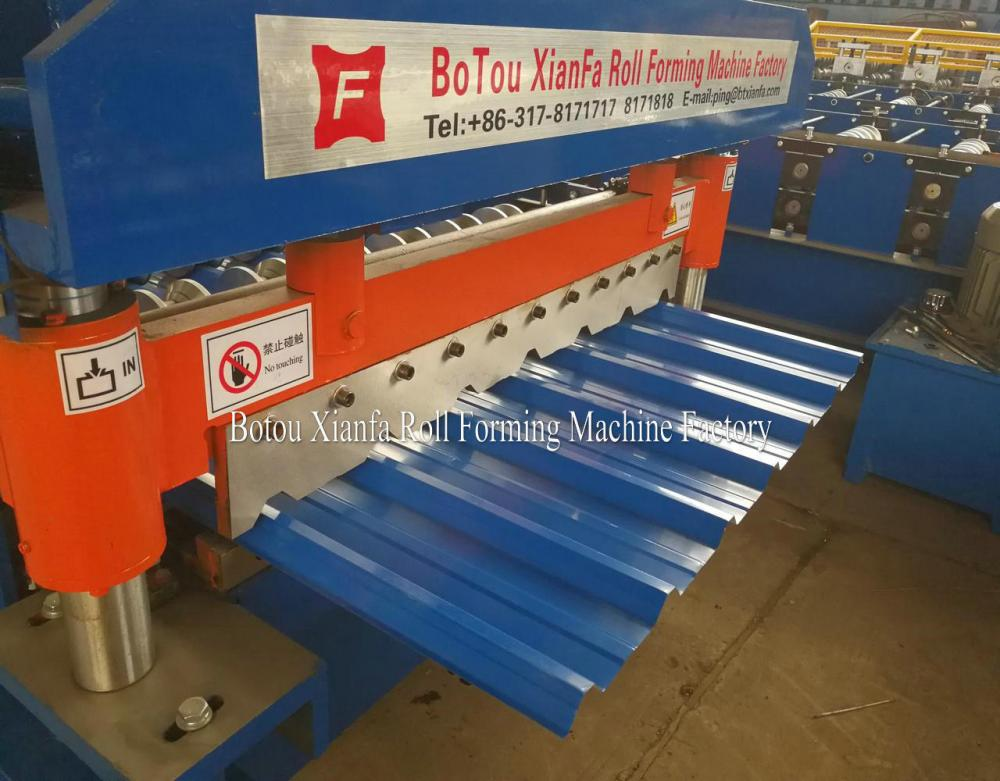 Ibr Sheeting Machine