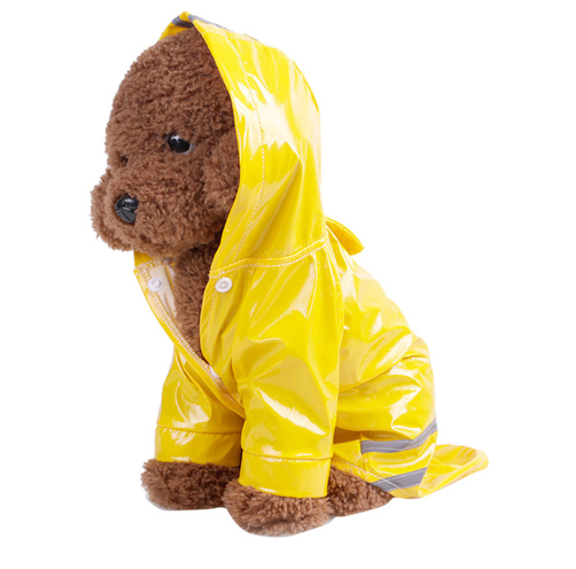 Waterproof Rain Teddy Rain