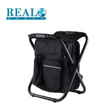 Mais popular atacado barato usado metal dobrável cadeiras fezes portátil com saco mais frio