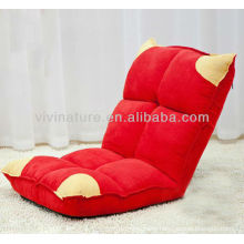 Modern Leisure Colorful Legless Sofa\Square Cute Floor Sofa \ Fabric Comfortable Legless Floor Sofa