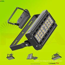 Nueva luz al aire libre de la inundación del túnel del LED 50W con SAA UL