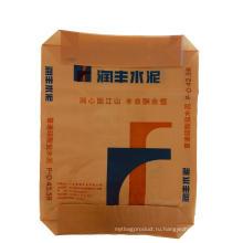 Пластиковый полипропиленовый тканый цементный пакет