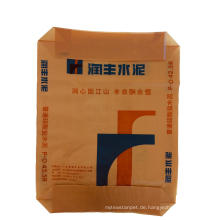Kunststoff PP gewebte Zementverpackung