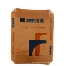 Plastic PP woven Cement package