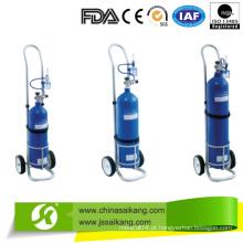 Cilindro de gás industrial de oxigênio (CE / FDA / ISO)