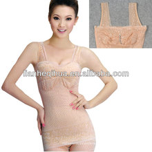spring and summer ultra thin seamless shaping corset