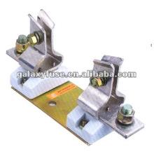 Base para fusible acero NH3