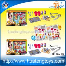 Набор для приготовления пищи для детской кухни Набор игрушек для детей Путешествие приготовления посуды набор игрушка играть H116713