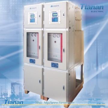 Dxg-40.5 C-Gis Gas-Isolierschrank Metall-Clad-Schaltanlage
