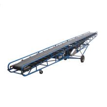 Transportador de cinta de arroz de avena Barly avena grano trigo