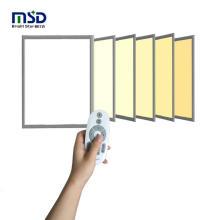 Brightness adjustable 20w more 30w 40w 48w cct led panel light 0-10v small LED Panel Driver indoor office no fliacker free