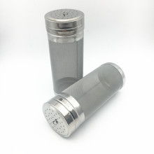 6 x 14 Corney Kegs Filters With Ultra Fine 100% Stainless Steel Wire Mesh