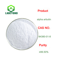 84380-01-8 Natural cosmetic skin whitener alpha Arbutin Cream