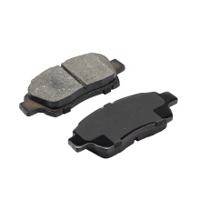 D831 brake pad factory exports directly car brake accessories genuine  brake pads for Toyota