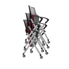 stacking&side chair reception chair conference chair
