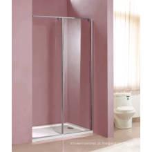 Compartimento de vidro moderado do chuveiro (HM1282)