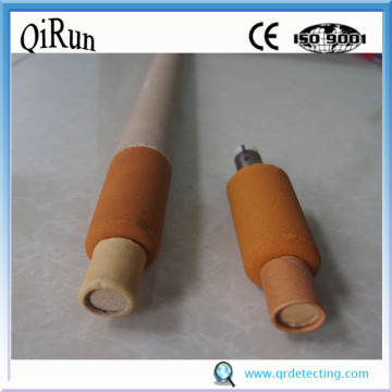 High Oxygen Probe for Steel Mill
