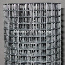 Malla de alambre soldada con autógena barata de la malla de alambre del hierro 50x50 / malla de alambre soldada con autógena 10