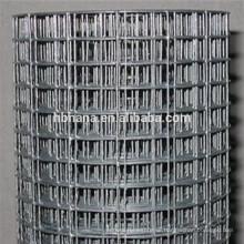 cheap welded iron wire mesh 50x50 wire mesh / 10 gauge welded wire mesh