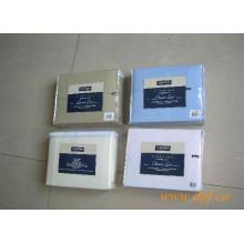 Blatt-Set in 100% Baumwollgewebe (DPH 3301)