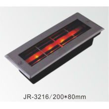 Solar brick light, solar underground light for square, park and building road decoration lighting