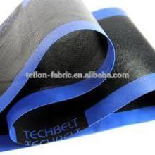 China pequeño a una sola pieza PFOA libre ptfe teflon cinta transportadora