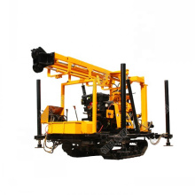 New style HW230L crawler drilling rig / well drilling rig machine / portable water well drilling rigs