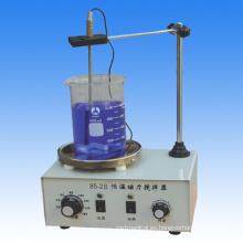 Agitador magnético digital de laboratorio con placa calefactora (XT-FL077)