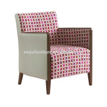 Modern tub shape arm sofa chair for hotel furniture XY2701