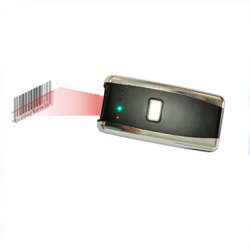 Mini-Barcode-Scanner Bluetooth Tragbarer Barcode-Leser