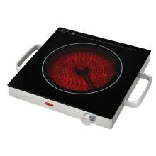 Single Ceramic Infrared Cooktop