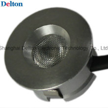 0.5W Mini Spot LED redondo para iluminação comercial e decoração (DT-DGY-010B)