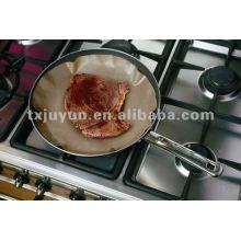 Forro de forno reutilizável anti-aderente