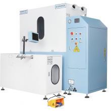 Machine de remplissage automatique de vêtement de plume d'oie
