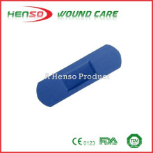 HENSO CE ISO Disposable Metal Band Aids Detectable Blue Strips