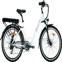 Europa Armazém Adulto Bicicleta elétrica urbana de 26 polegadas