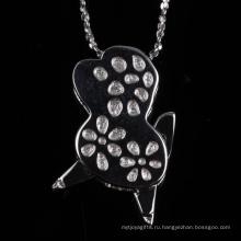 Специальная Форма Кулон Низкая Цена Мода Серебряные Украшения Ожерелье