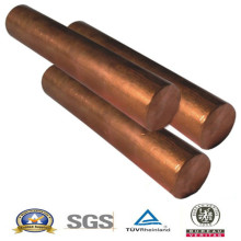 Bonne qualité de la barre de cuivre avec haute conductrice