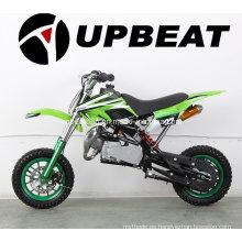Upbeat refrigerado por aire 49cc Mini Dirt Bike 49cc Barato Kids Pit Bike