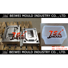 Injection Plastic Food Box Mould Manufacturer