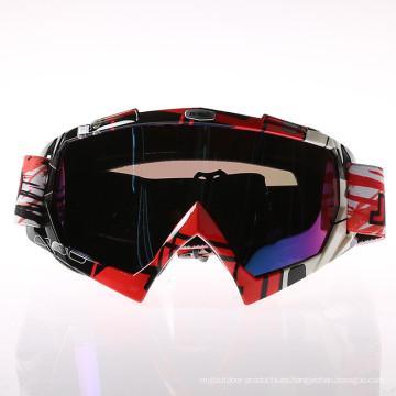 Ejército combate al aire libre de cristal de seguridad motocicleta todo terreno gafas gafas protectoras a prueba de viento