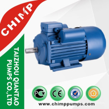 YL series AC single-phase 1.1kw motor two value capacitors electric motor for air compressor