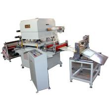 Hydraulic Press Die Cutting Machine for Rubber Tape Roll