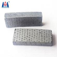 China Fast Drilling Arix shape Diamond Core Drill Bit Segment