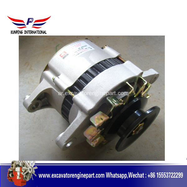 Yuchai Diesel Engine Parts Alternator JFWZ2302 397-3701100