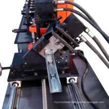 High speed C/U light stud steel frame used stud roll forming machine
