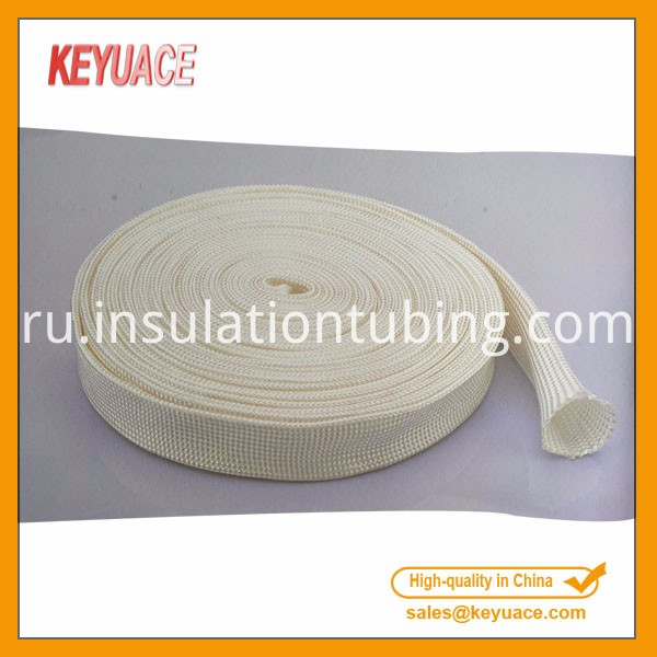 Braided Fiberglass Sleeve