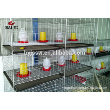 Trade Assurance Anping Baiyi Factory Supply Poultry Chick Breeder Cage