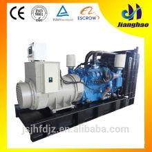 MTU 2200KW Diesel-Stromerzeugung