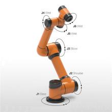 Robot de pulvérisation intelligent automatique de poudre pour électrostatique